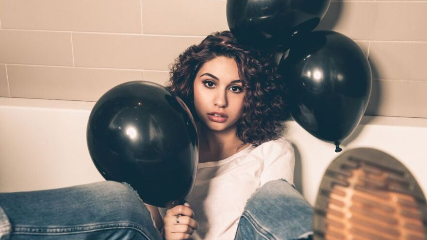 Alessia Cara's debut album, <em>Know-It-All</em>, is out now.