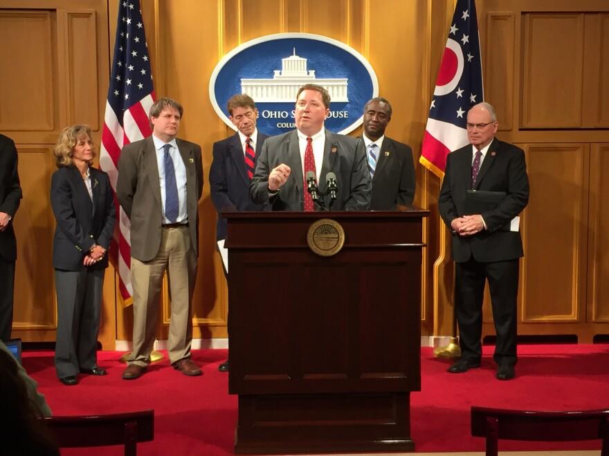 Photo of Ohio Rep. Jeff Rezabek