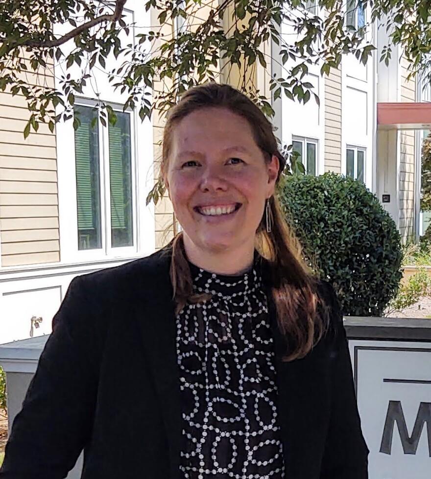 Liz Classen-Kelly, CEO of Roof Above.
