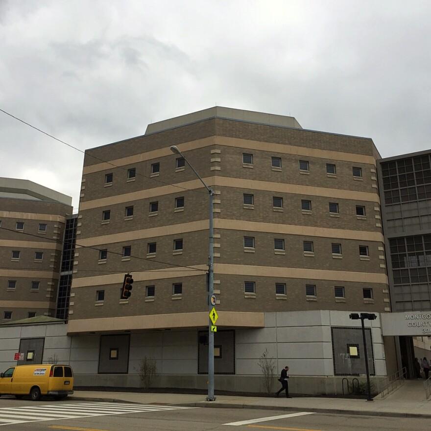 Montgomery County Jail