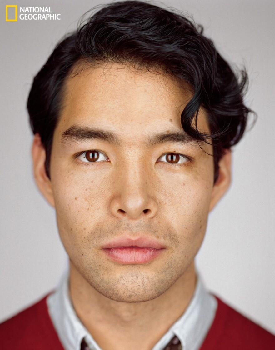 Alex's brother, Max Sugiura, self-identifies as Japanese, Jewish and Ukrainian.