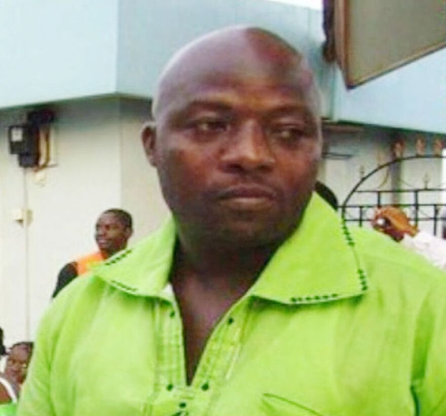 Thomas Eric Duncan was the first Ebola patient to be diagnosed in the U.S. He died Oct. 8.