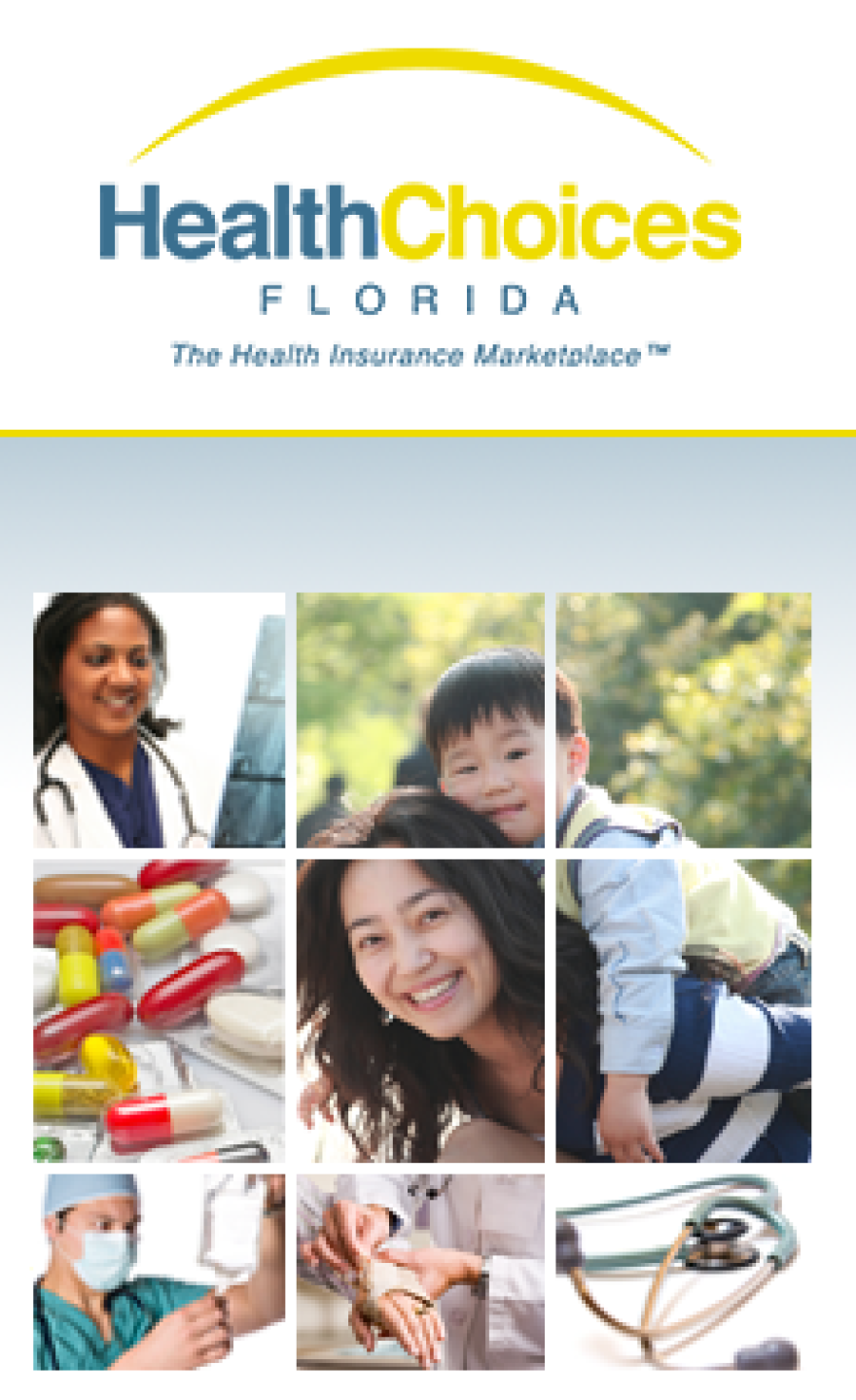 Florida Health Choices launched in March 2014 and had only attracted 34 people by September.