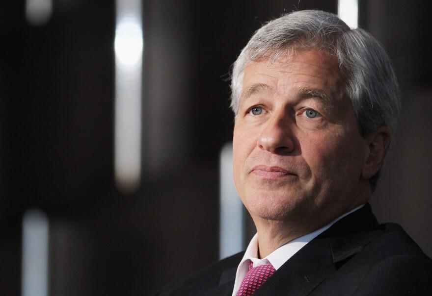 JPMorgan Chase Chief Executive Officer Jamie Dimon.