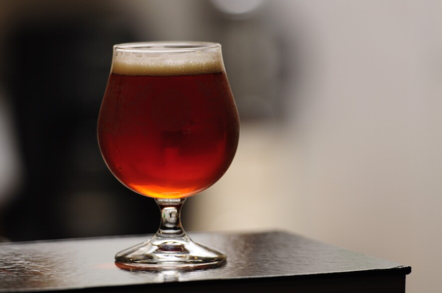 The 2015 Texas Craft Brewer Fest hosted 60 brewers.