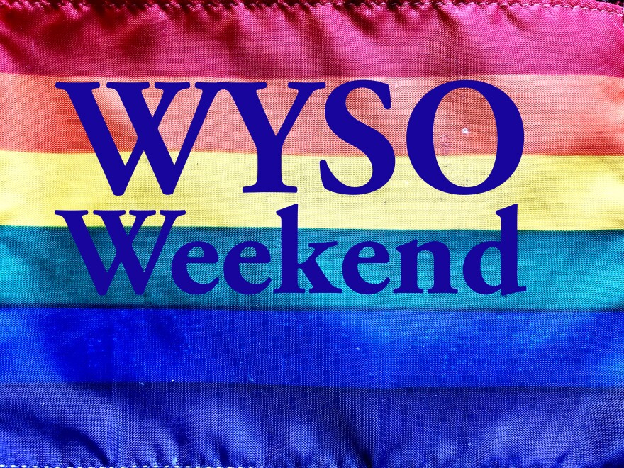 WYSO Weekend Pride Pic