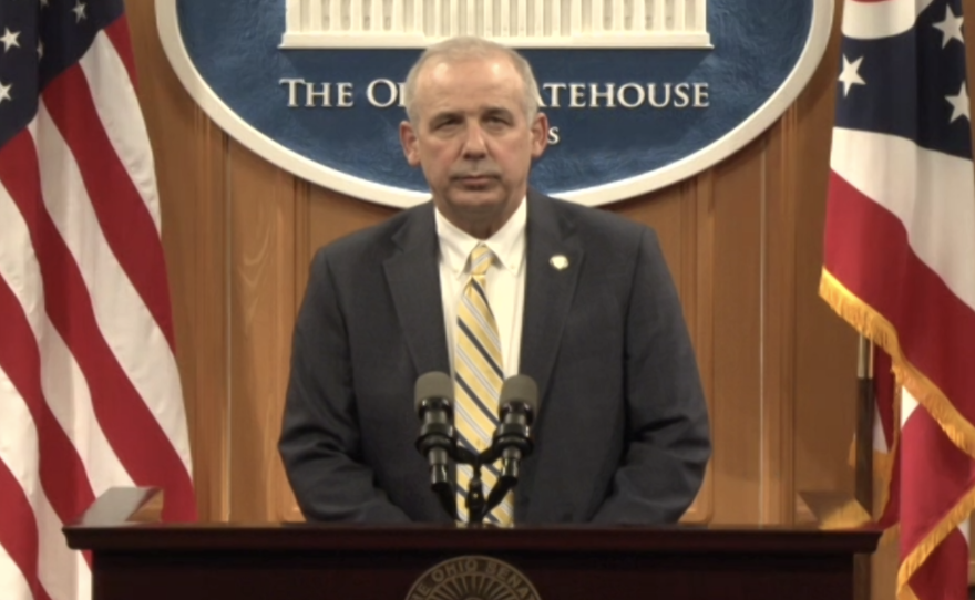 Senate President Matt Huffman (R-Lima)