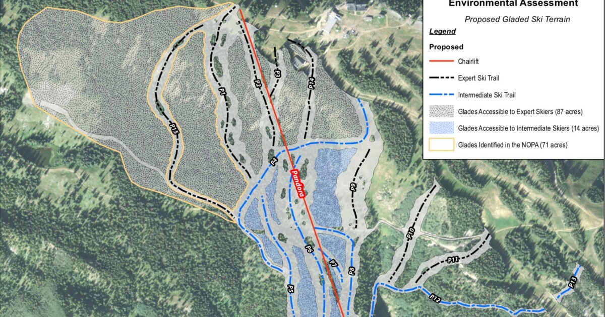 The Road Ahead for the Proposed Pandora's Expansion on Aspen Mountain
