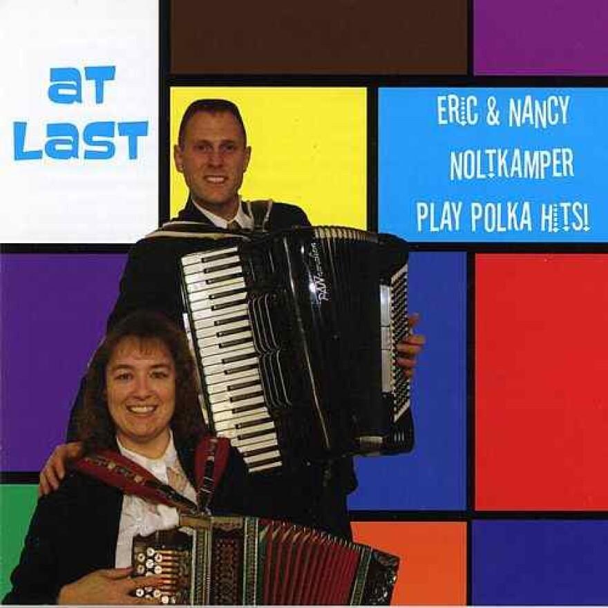 Eric and Nancy Noltkamper album cover