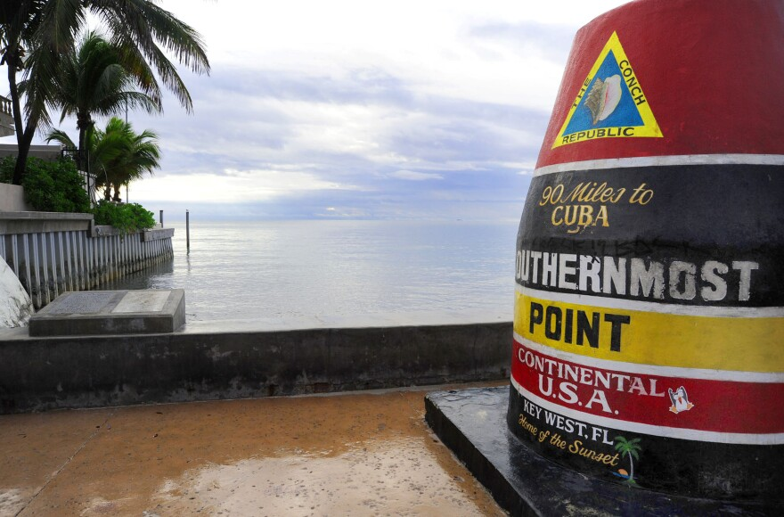 """Cuba is 90 miles away from the southernmost point in the United States, in Key West, Fla. """"There used to be a ferry that ran between the two islands every day,"""" says 89-year-old Gregorio Garcia, who emigrated in 1958. """"I hope they operate it again someday."""""""