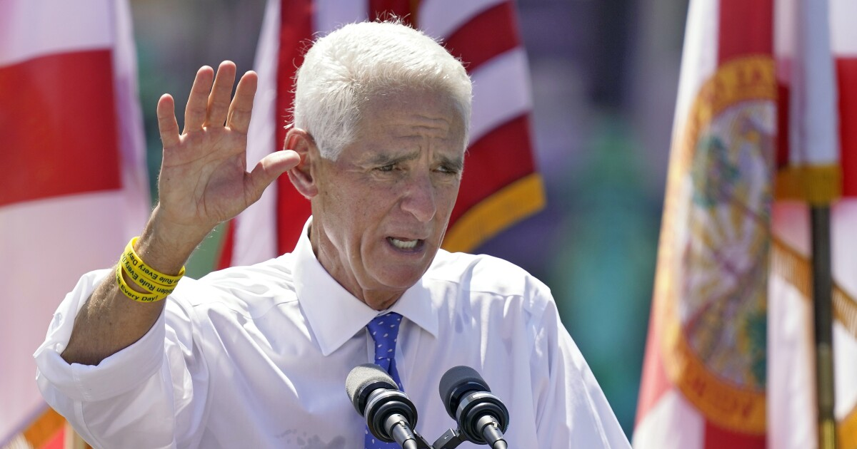 Crist Eyes Return As Governor — As A Democrat. And Mayors On Wiping Away Local COVID-19 Rules