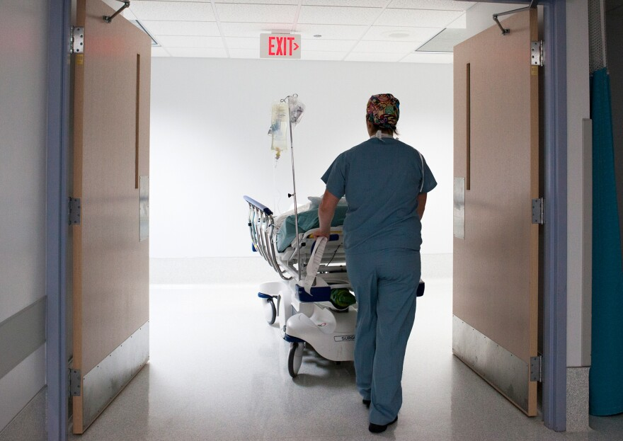 California rules would require site-specific assessments to identify violence risks for health care workers and plans to mitigate them.