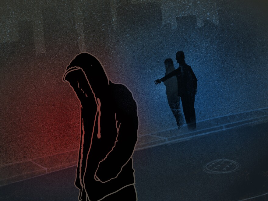 Psychologists say racial profiling can cause physical and mental health issues including anxiety attacks, insomnia and nightmares.