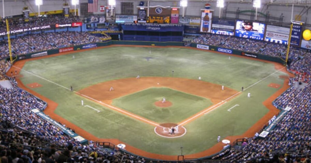 rays to decrease number of tropicana field seats wusf public media tropicana field seats