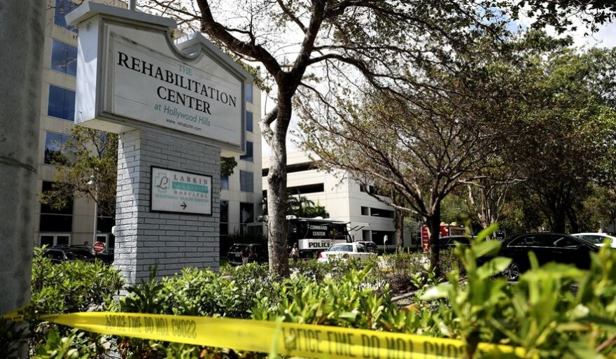 Eight residents of the Rehabilitation Center at Hollywood Hills died in the wake of Hurricane Irma, prompting Democratic Senator Lauren Book, D-Plantation, to propose new regulations.