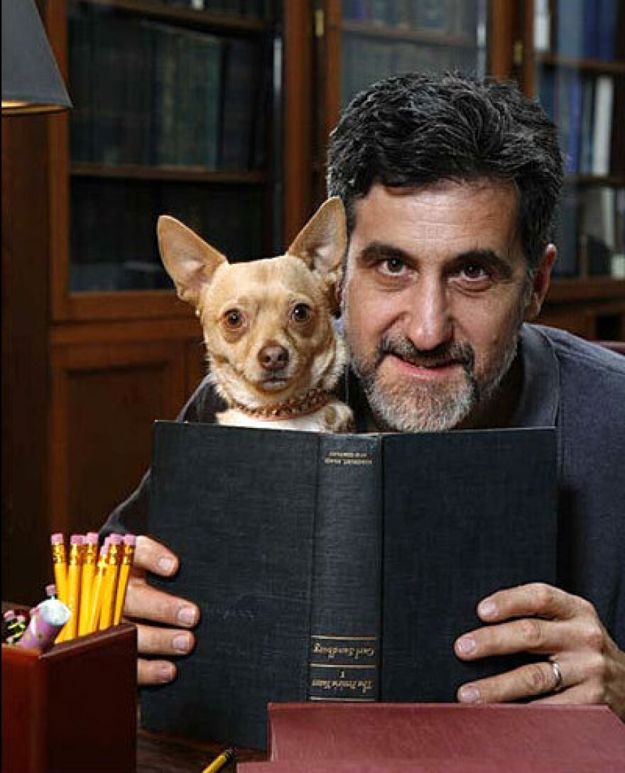Bill Berloni was responsible for making sure that chihuahua Bruiser could both bend and snap in the Broadway production of <em>Legally Blonde</em>.