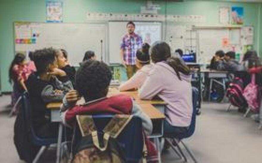 As Florida tries to recruit teachers, Governor Ron DeSantis is proposing a plan to increase performance-based bonuses.