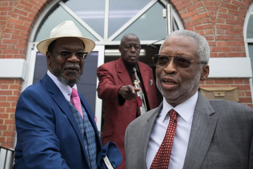 Many of the Democratic candidates running for president were in Columbia over the weekend to make appearances at the South Carolina Democratic Party Convention and win the hearts of black voters.