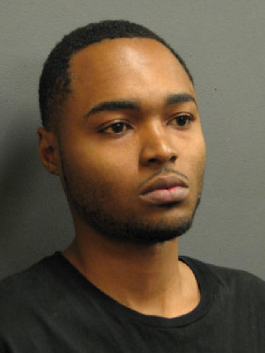 Dushaun Henderson-Spruce in a November 2016 police photo.