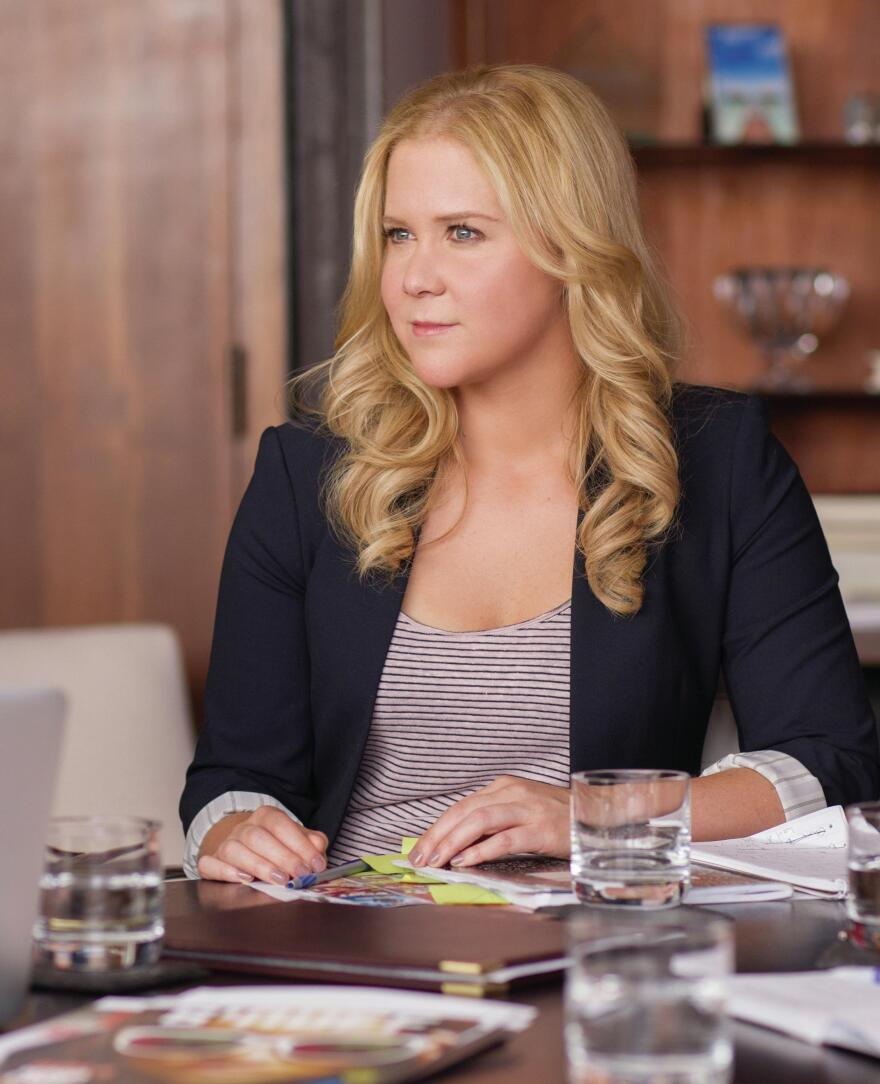<em>Trainwreck,</em> written by Amy Schumer and directed by Judd Apatow, stars Schumer as a woman who lives her life without apologies.