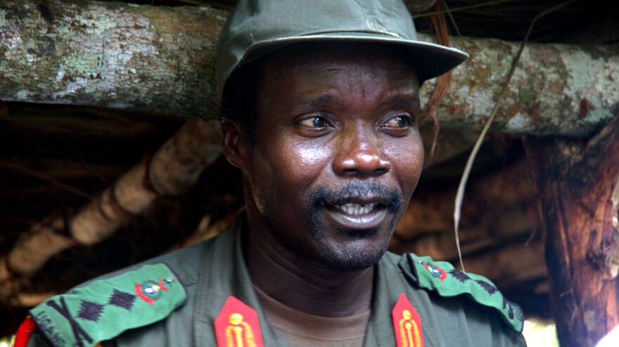 Joseph Kony, the Ugandan leader of the Lord's Resistance Army, is being pursued by U.S. special forces and African armies. A 2012 video about him became an Internet sensation. The U.S. government has stepped up its hunt for Kony, but the story is attracting much less attention today.