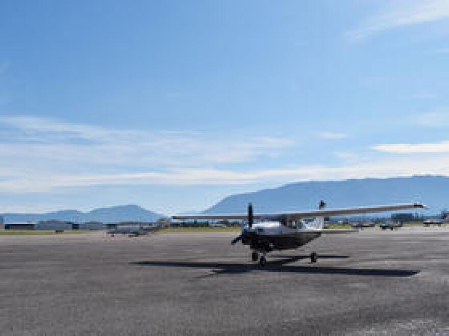 EcoFlight uses a Cessna to advocate for wildlands