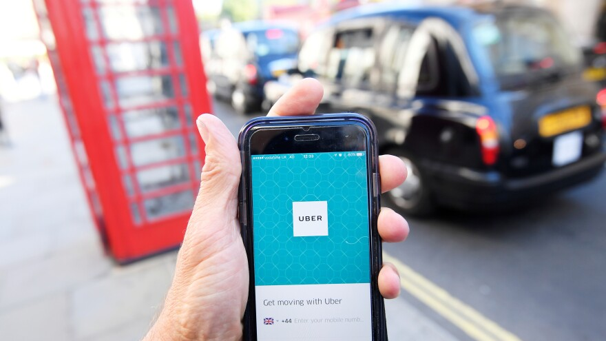 """Transport for London says Uber is not """"fit and proper"""" to run a private ride-hiring service in the U.K. capital. Uber has 21 days to lodge an appeal and can continue to operate during any appeals process."""