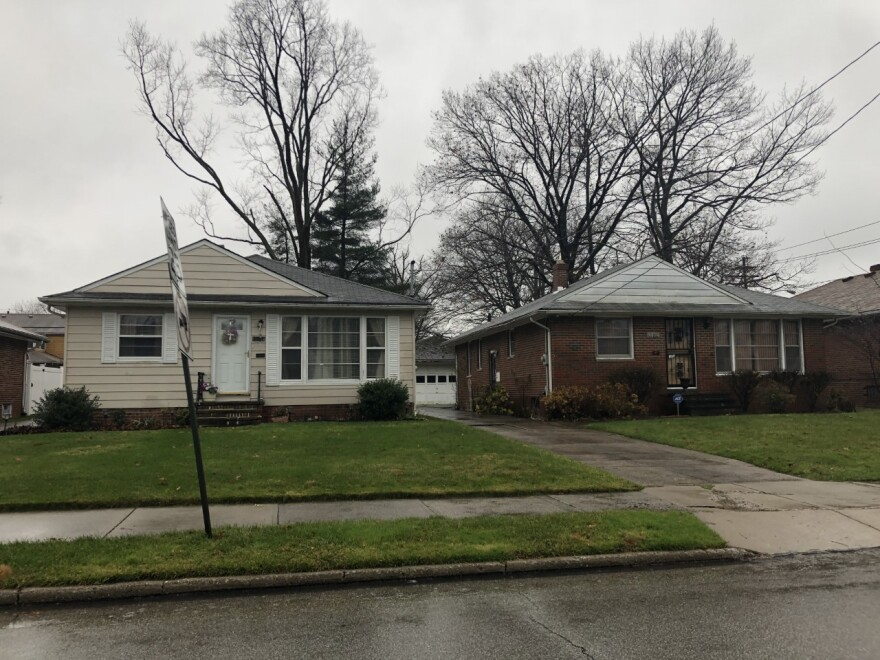 a photo of a home in Warrensville Heights