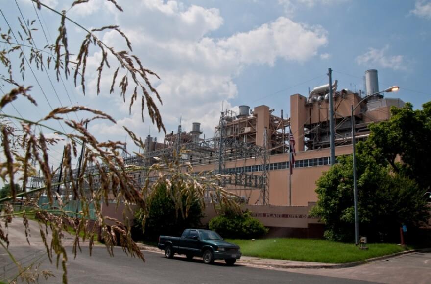 Holly Street Power Plant