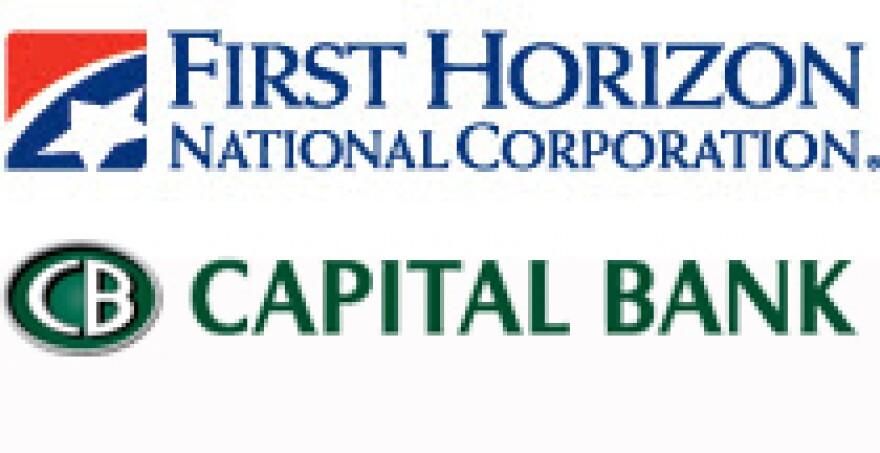 First Horizon Capital Bank Logos