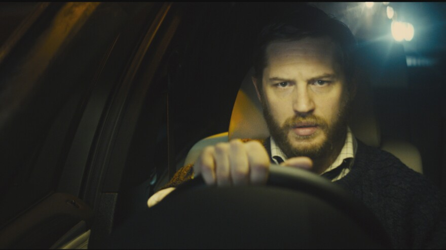 Tom Hardy plays the title character in the British film <em>Locke — </em>in which a man's life unravels in the course of a solo drive from Birmingham to London. He's the only person the audience sees in this film, written and directed by Steven Knight.