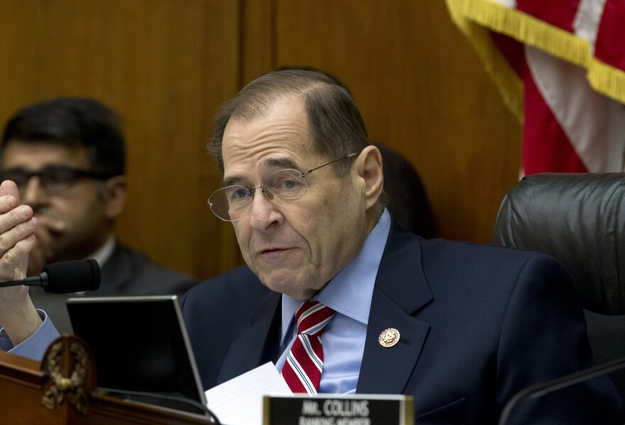 House Judiciary Committee Chairman Rep. Jerry Nadler, D-N.Y., sent out 81 document requests to individuals, business entities and agencies related to President Trump for a far-reaching investigation.