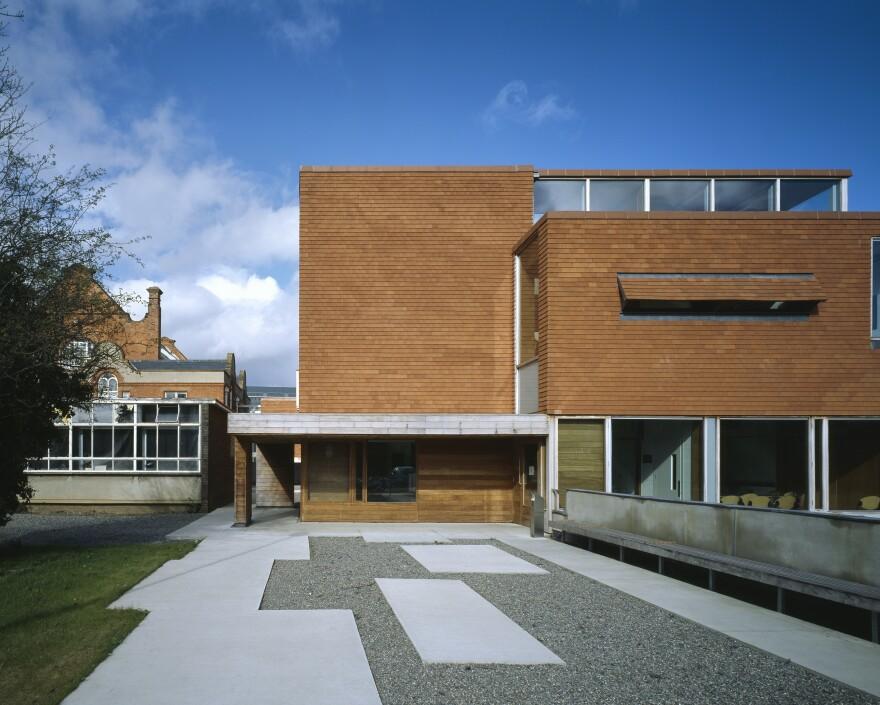 The Urban Institute of Ireland in Dublin