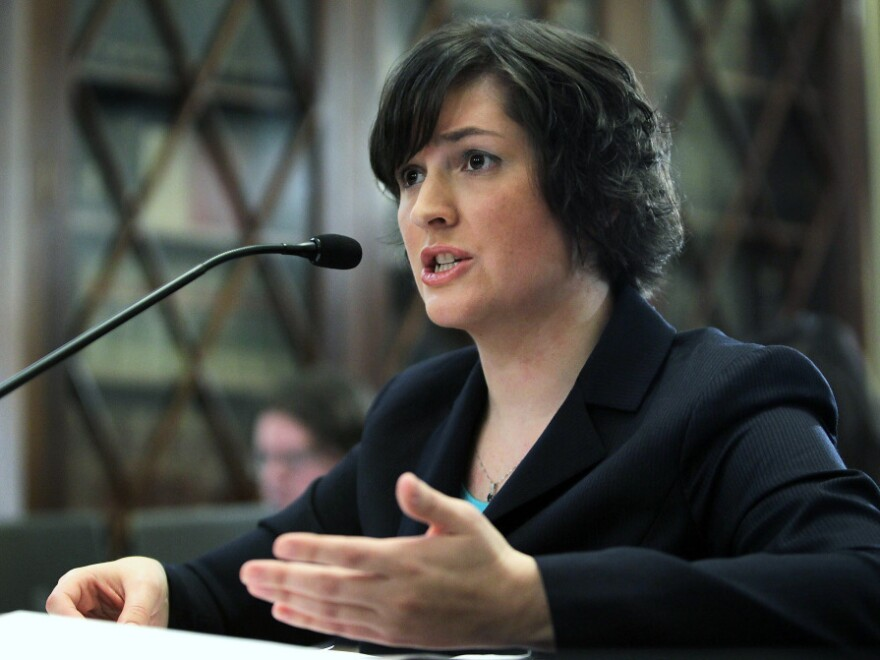 "Georgetown Law student Sandra Fluke called Limbaugh's remarks ""outside the bounds of human discourse."""