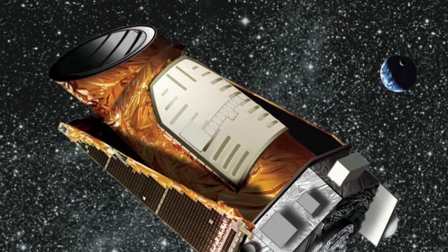 A team at UT Austin uncovered two hidden planets using the Kepler space telescope archive.