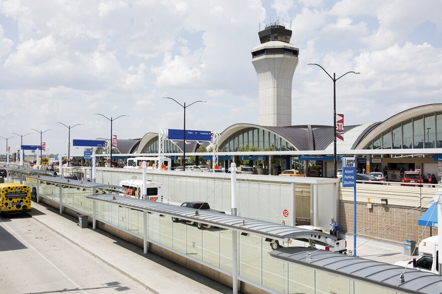 St. Louis Lambert International Airport has canceled or postponed projects and left jobs unfilled during the pandemic.