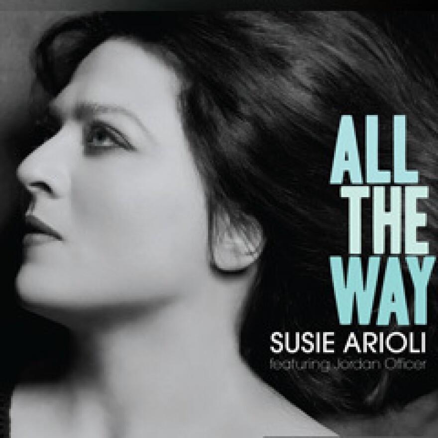 Susie Arioli album cover