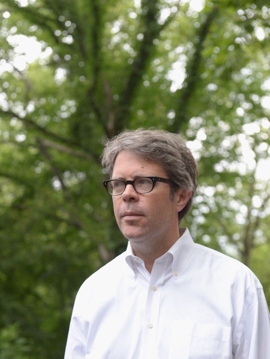 Jonathan Franzen is also the author of <em>Freedom</em> and the essay collection <em>How To Be Alone</em>.