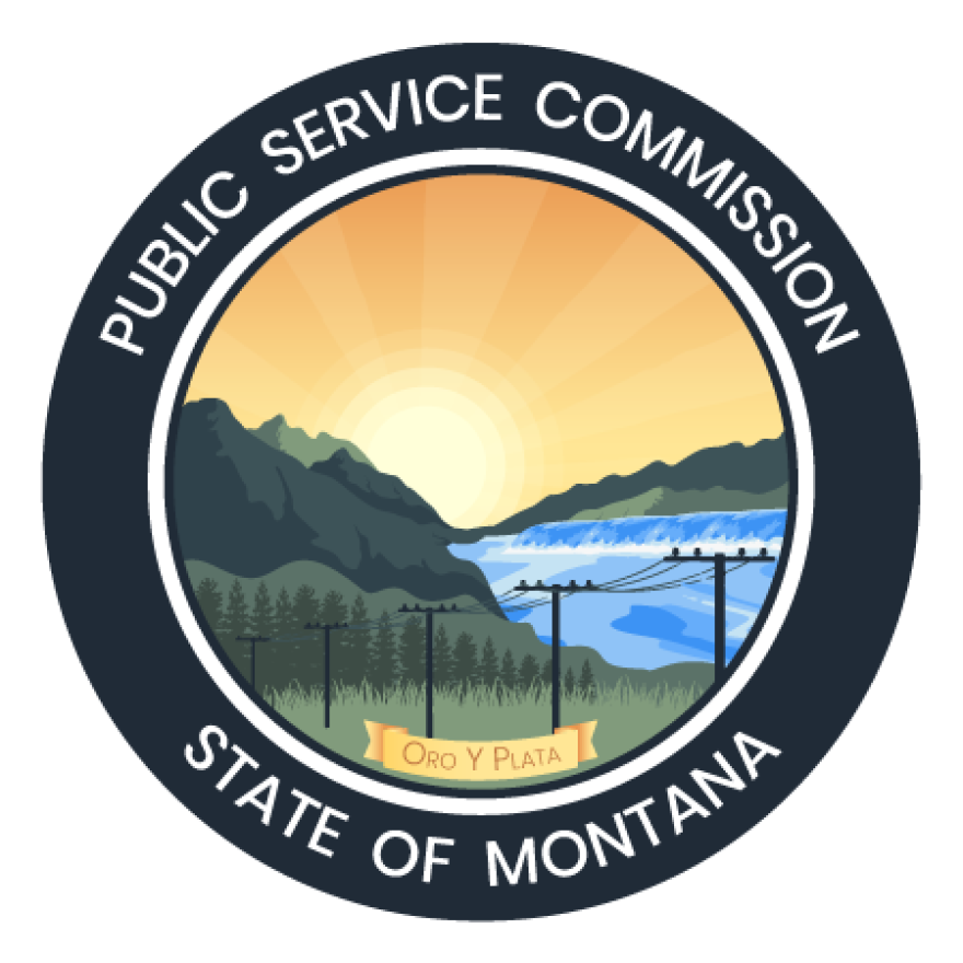 Official seal for the Montana Public Service Commission