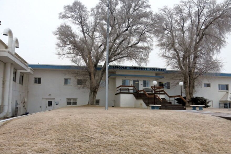 The Lincoln Community Hospital and Care Center in Hugo is the only hospital within a 75- or 100-mile radius, or so, on Colorado's Eastern Plains.