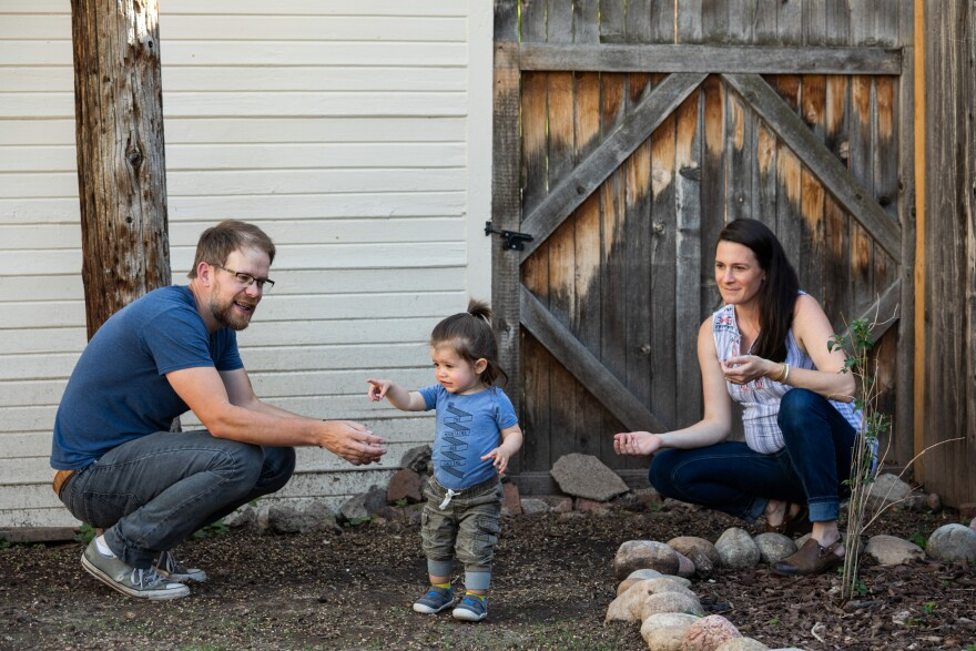 Timothy and Elissa Regan say they try to avoid needlessly visiting the ER because of their high-deductible insurance plan. Denver Health billed $3,278 for Timothy's ER visit.