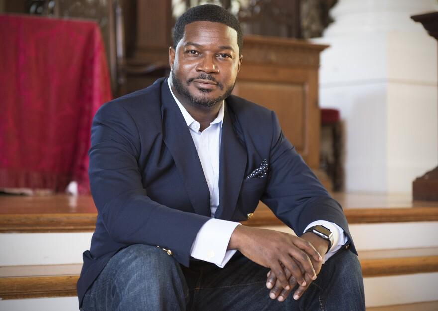 "Harvard University's Jonathan Walton will discuss ""Religion at a Conversation Starter! Embracing King's Political Philosophy of 'Somebodiness'"" on Tuesday, April 17, at Wash U."