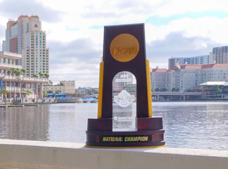 Baylor and Notre Dame will face off in the NCAA Women's Basketball championship game Sunday night in Tampa.