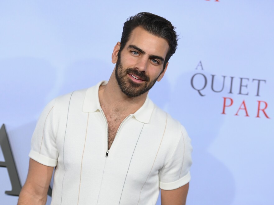 "Nyle DiMarco attends the premiere of ""A Quiet Place Part II"" at Lincoln Center on March 8, 2020 in New York. In his new Netflix series <em>Deaf U</em>, DiMarco turns the camera on students at Gallaudet University."