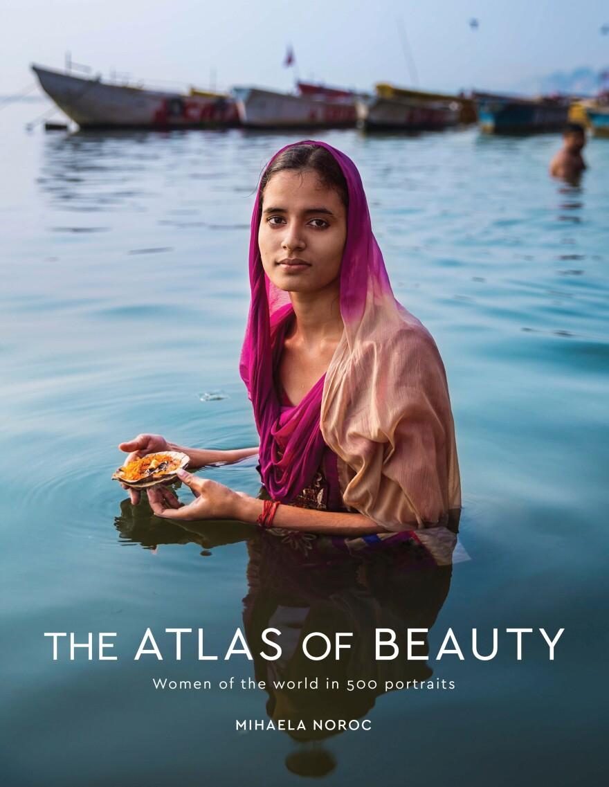Book cover for <em>Atlas Of Beauty</em>.