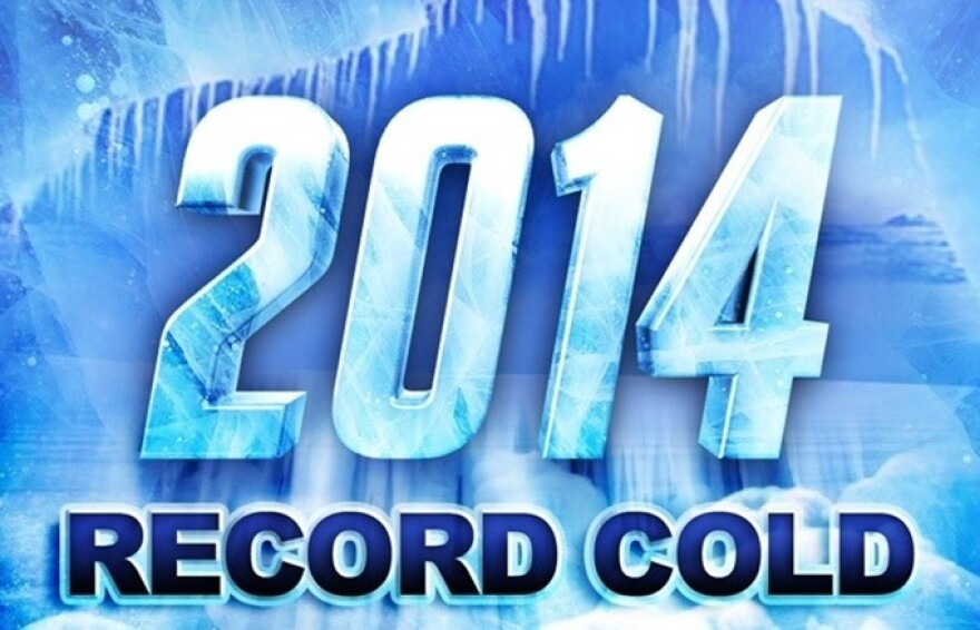 Record Cold temperatures