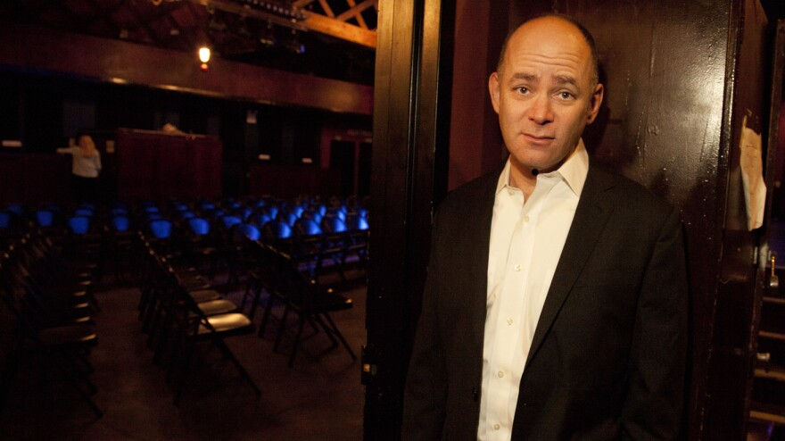 Todd Barry has appeared on <em>Jimmy Kimmel Live</em>, the <em>Late Show With David Letterman</em> and <em>Late Night With Conan O'Brien</em>.
