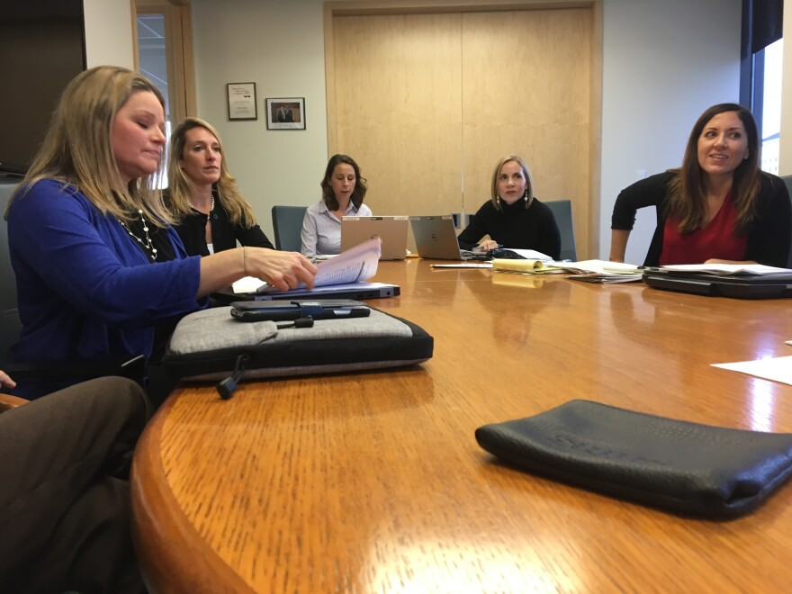 City and county prosecutors meet regularly to review the gun surrender orders and prioritize which ones to follow up on.