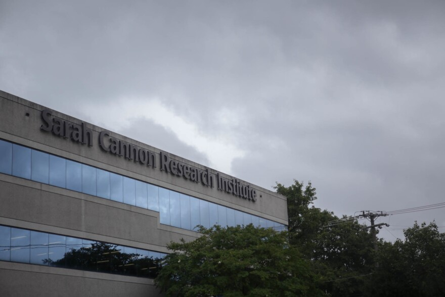 The study took place at HCA Healthcare's Sarah Cannon Research Institute and TriStar Centennial Medical Center, in Nashville, Tenn., one of 11 sites recruiting patients for the research in the U.S., Canada and Europe.