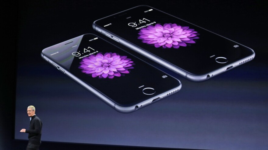 Owners of iPhones from several states sued Apple Inc. for not disclosing sooner that it issued software updates deliberately slowing older-model phones so aging batteries lasted longer.
